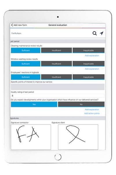 gespreksrapportage-app