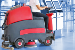 airport cleaning service software app